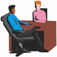 ขำขัน : สัมภาษณ์งาน