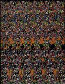 ภาพปริศนา :ภาพ 3 มิติ