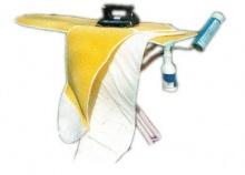 เทคนิคการรีดผ้าให้เป็นกลีบ