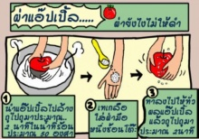 จะปลอกแอปเปิ้ลยังไงให้ทานแล้วอร่อยหวานกรอบ