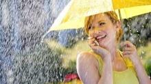 ดูแลตัวเองเมื่อต้องเดิน ตากฝน