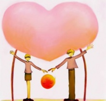 อานุภาพความสุขช่วยกางปีกปกป้องพิทักษ์หัวใจตัวเองได้