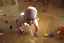 ระวัง! ลูกเล็กหูชั้นกลางอักเสบ