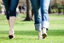 เดิน..เดิน..คุมความดันได้นะ