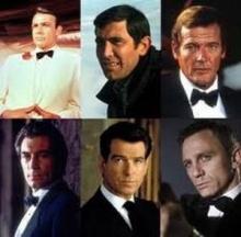ปริศนารหัสลับ 007 ของเจมส์ บอนด์