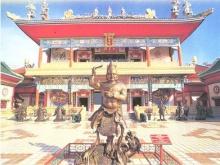 พาเที่ยว...อเนกกุศลศาลา (วิหารเซียน) ที่ชลบุรี