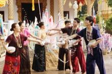 เทศกาลเย็นทั่วหล้า มหาสงกรานต์ ประจำปี 2554