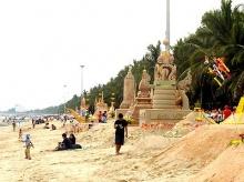 วันสงกรานต์ไทยในแต่ละภาค