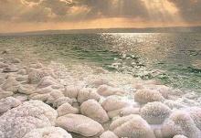 เผลอดื่มน้ำทะเลสาบ เดดซี อาจถึงตายได้