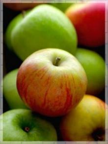 แอปเปิ้ลแสนอร่อยประโยชน์มากมาย