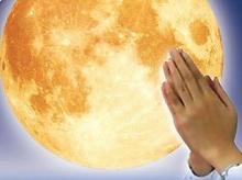 วันขอเงินพระจันทร์ ปี 2554 ฤกษ์งามยามดี วันไหว้ ขอเงินพระจันทร์