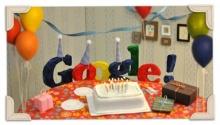 สุขสันต์วันเกิด 13 ปี Google