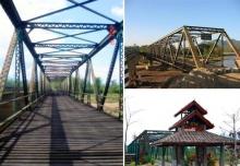 เที่ยวปาย ชมความงาม สะพานประวัติศาสตร์บ้านท่าปาย