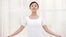 ฝึกหายใจ ช่วยผิวสวย