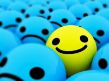 ยิ้มเมื่อใด ก็สุขใจเมื่อนั้น