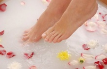 เท้ามีกลิ่นอับจะกำจัดอย่างไร