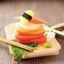 ซาชิมิผลไม้
