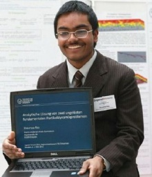 อัจฉริยะ! นร.อินเดีย วัย16 ถอดสมการคณิต ปริศนา 350 ปี ของนิวตันสำเร็จ