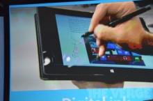 Microsoft เปิดตัวแท็บเล็ต Windows8 ในชื่อ Microsoft Surface