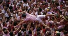 เริ่มแล้วเทศกาลวิ่งวัวแห่งประเทศสเปน