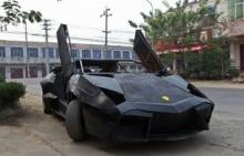 หนุ่มจีนสร้างรถในฝัน ลัมโบกินี Made in China