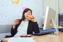 กินแก้เครียด เรื่องปกติสาวทำงาน