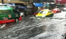 แนะเลี่ยง 21 จุดน้ำท่วมขัง-รถติด หลังฝนตกใน กทม.