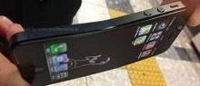 ระวัง! ใส่ iPhone 5 ไว้ในกระเป๋ากางเกงด้านหลัง อาจเจอสภาพแบบนี้