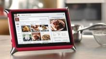 QOOQ แท็บเล็ตสำหรับแม่ครัวไฮเทค