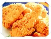 ไก่ทอด รสต้มยำ