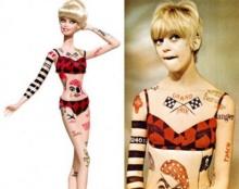 ตุ๊กตา เลียนแบบคนดังๆ Celebrity Dolls