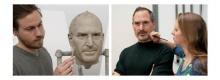 หุ่นขี้ผึ้ง Steve Jobs เตรียมจัดแสดงในไทยเดือน มี.ค. นี้