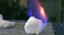 ญี่ปุ่นสกัดก๊าซธรรมชาติจากน้ำแข็งไฟ ได้เป็นครั้งแรกของโลก