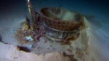 สำเร็จกู้ซากจรวดส่งยานอพอลโลขึ้นดวงจันทร์ นาซ่าปลาบปลื้ม