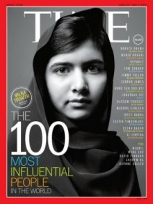 นิตยสารไทม์เผย 100 อันดับบุคคลทรงอิทธิพล ประจำปี 2013