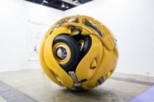 โฟล์คเต่ากลายเป็นลูกบอล