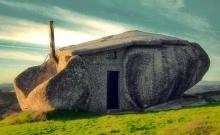 บ้านหินที่มีอยู่จริงในโลก