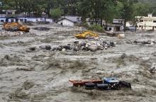 อ่วม!! ประมวลภาพน้ำท่วมอินเดีย