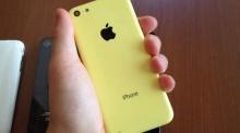 มาแล้วคลิปล่าสุดของ iPhone โลว์คอส ( iPhone 5C ) สีเหลืองแบบชัดๆ