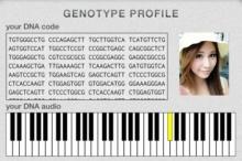 รู้ไหม DNA ของคุณไพเราะแค่ไหน?