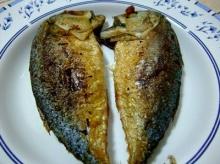 ปลาทูไหม้.