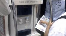 เปิดร้าน โชห่วย บนตู้โดยสารรถไฟใต้ดินกรุงโซล
