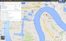 ฟีเจอร์ใหม่ Google Maps เลือกปลายทางได้หลายจุด