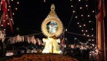 ราชดำเนิน ประดับไฟเฉลิมพระเกียรติ 5 ธันวาคม