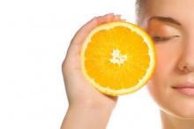 เคล็ดลับความสวยด้วยส้ม