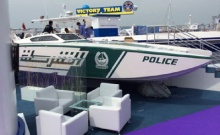 ดูไบเจ๋งอีก เปิดตัวซูเปอร์โบ้ตเรือตำรวจเร็วที่สุด ฉายาลัมโบร์กีนีแห่งท้องทะเล
