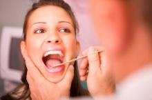 ร้อนใน วิธีป้องกันโรคร้อนใน ทำร้ายปาก