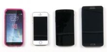หลุดคลิป เปรียบเทียบ เคส iPhone 6 vs iPhone 5S