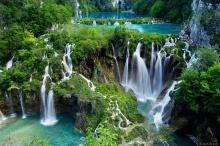 ทะเลสาบพลิทวิเซ่ ประเทศโครเอเชีย (Plitvice Lakes, Croatia)