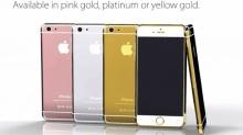 Iphone 6 ทองคำสุดหรู แปะป้ายขาย 2 แสน!!